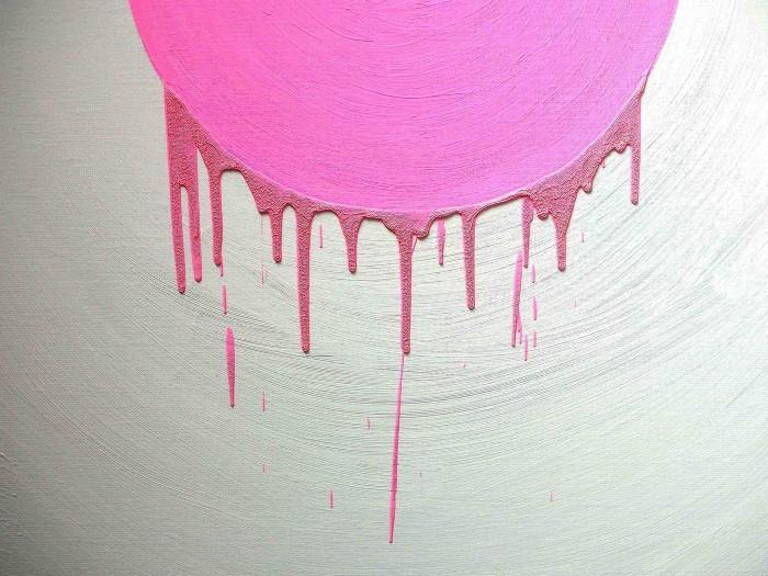「Japan = Pink」部分